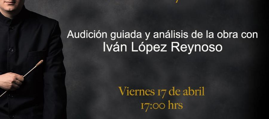 Ivan Lopez-Reynoso analyses Beethoven's 7th symphony on Facebook