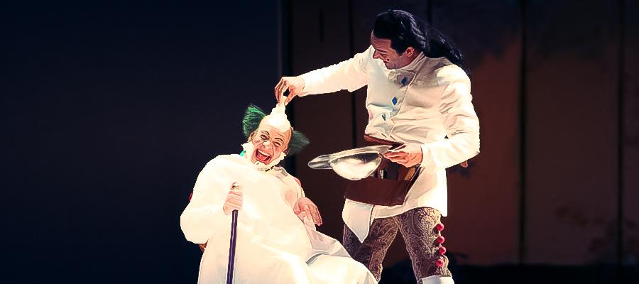 Joan Font revives his successful production of Barber of Seville for Houston Grand Opera