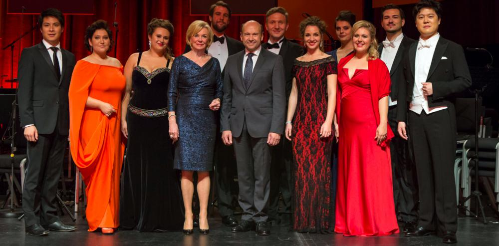 Petr Sokolov finalist at the Neue Stimmen competition