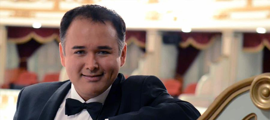 Javier Camarena presents his debut zarzuela concer at Teatro de la Zarzuela in Madrid