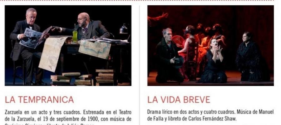 "Ivan Lopez-Reynoso conducts ""La vida breve"" & ""La Tempranica"""