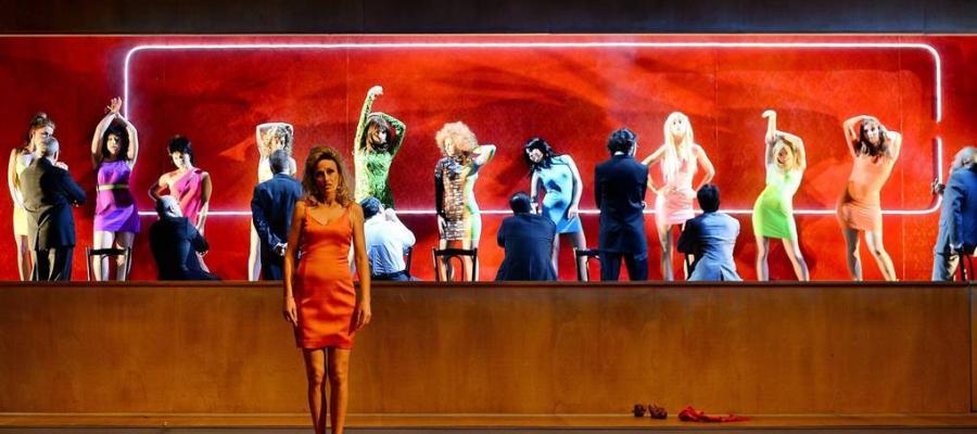 Gerard Jones on Manon  Lescaut by Frankfurter Allgemeine Zeitung