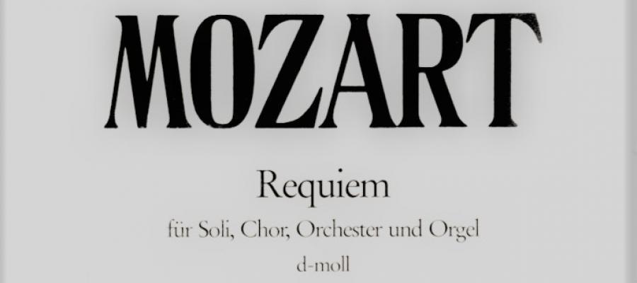 Concert: Requiem by W.A. Mozart