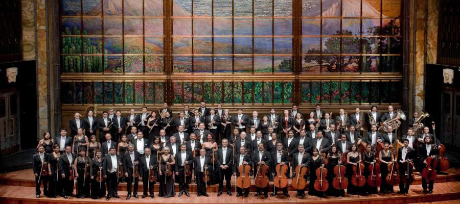 Concert: National Symphony of Mexico
