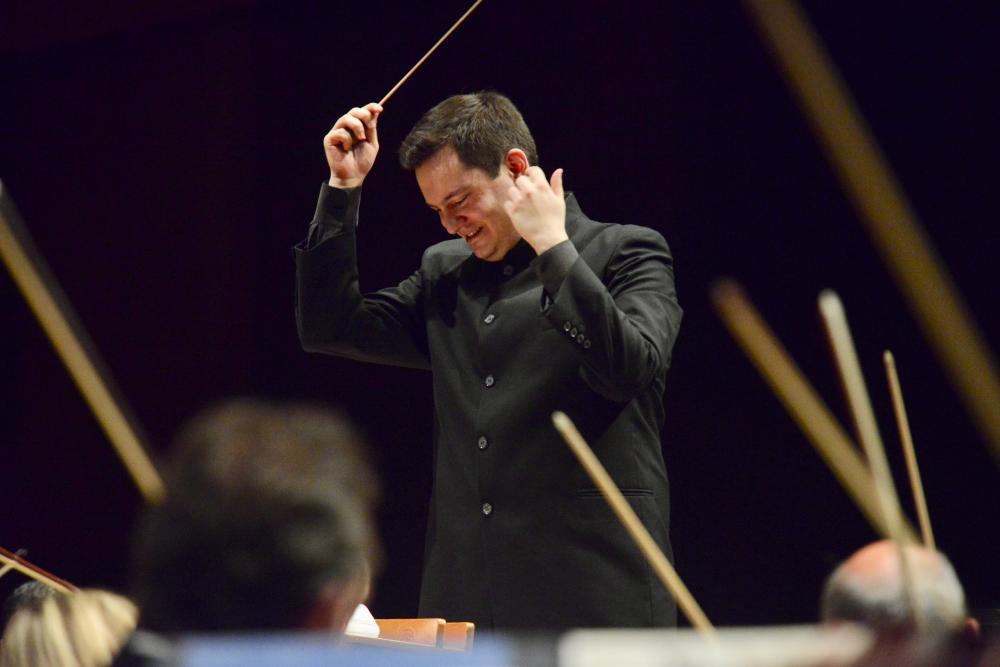 Ivan to conduct Javier camarena at teatro real