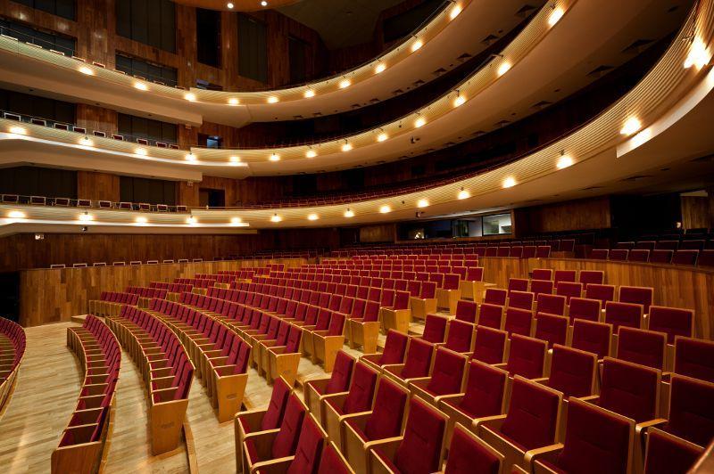 Concert closing Festival Internacional Cervantino (debut)