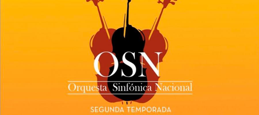 Ivan Lopez-Reynoso: Orquesta Sinfónica Nacional de México, Novemebr 2019