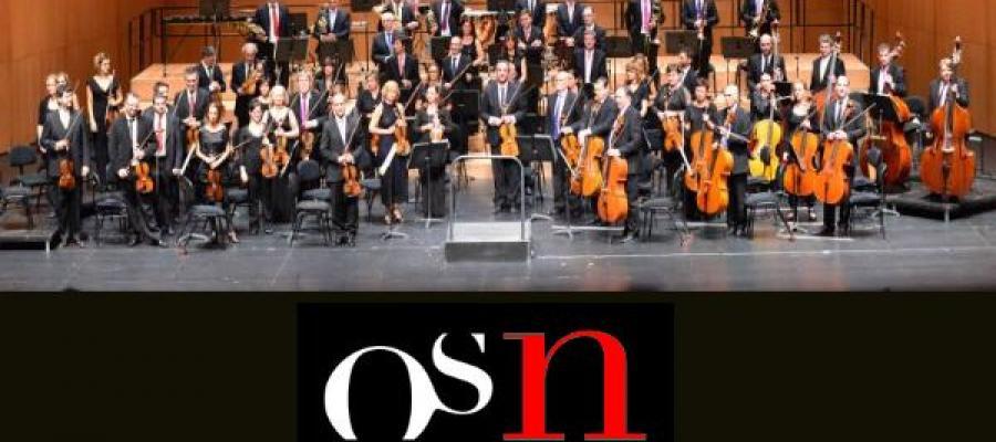 Ivan Lopez-Reynoso: Orquesta Sinfonica de Navarra, April 2020, Tudela