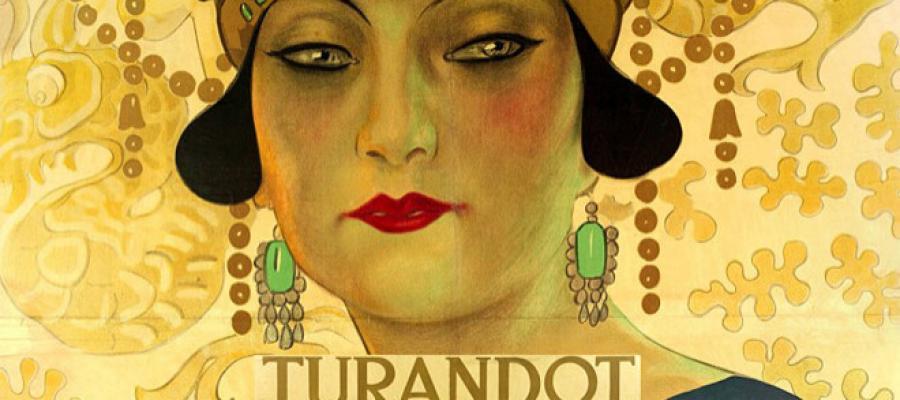 Andrii Ganchuk:  Turandot