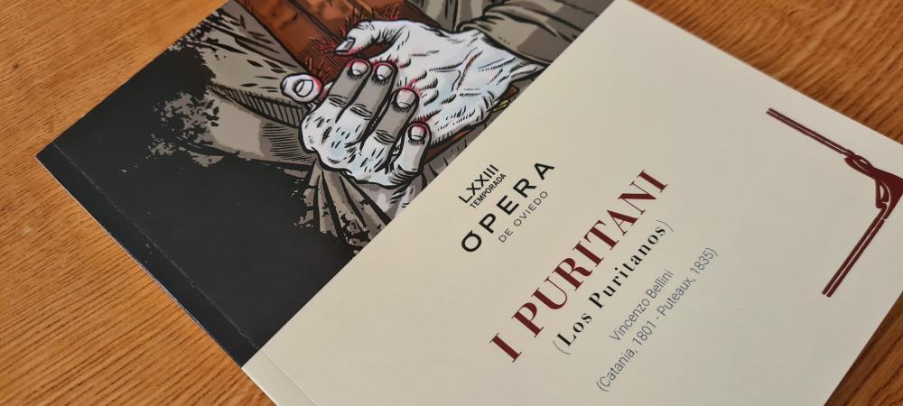 """I Puritani: La Nueva España, """""""