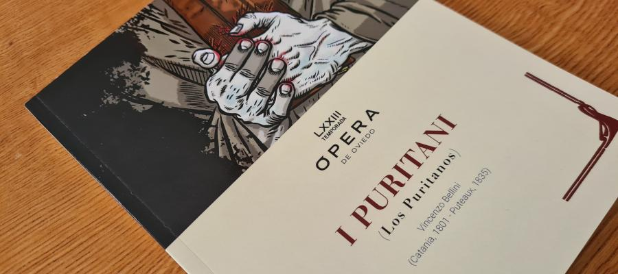 I Puritani at Opera Oviedo