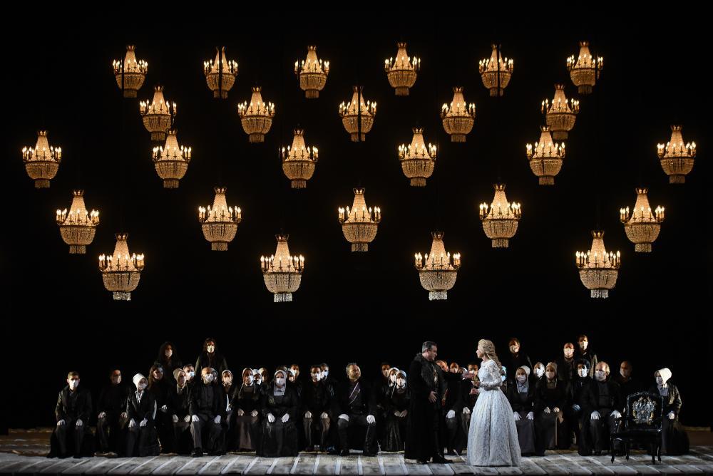 I Puritani: Opera Actual